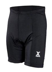 Louisville Slugger Women's Sport Series Cycle Shorts, Black, X-Small