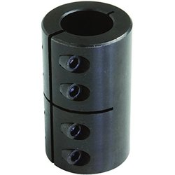Climax Metal 20mm Bore Clamping Coupling (MISCC-20-20)