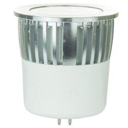 Sunlite MR16/1LED/5W/BP/12V/RGB LED 12-volt 5-watt Based RGB MR16 Lamp