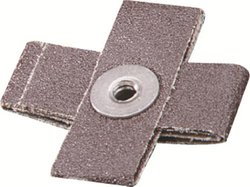United Abrasives/SAIT 48036 1 X 3/8 Inch 8 Ply 60 X Cross Pad, 50-Pack