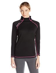 Scent-Lok Women's Wild Heart Baseslayer Top, Black, X-Small