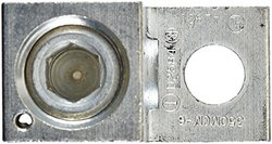 Mersen TL200X2 2 Piece Front and Side Operation Terminal Lug, For Non-Fused Load Break Switch, 200 Ampere