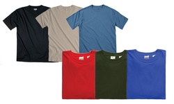 Galaxy by Harvic Men's Aztec Short Sleeve Tee 6 PC - Mystery Deal