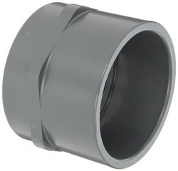 "Spears 835 Series PVC Pipe Fitting, Adapter, Schedule 80, 4"" Socket x NPT Female"