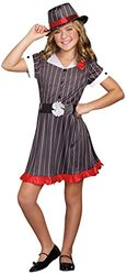 SugarSugar Girls Ally Capone Costume - Small