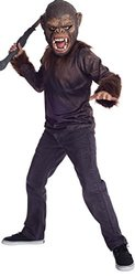 Rubies Dawn of The Planet of The Apes Caesar Costume, Child Large