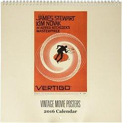 Nouvelles Images Vintage Movie Posters Square Calendar (YS 1010)