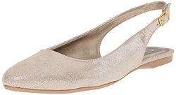 Chinese Laundry Women's Brilliance Ballet Flat - Champagne - Size: 9.5
