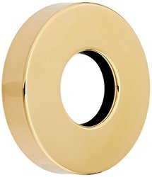 "Rohl ROGSCO14IB Modern Escutcheon Only Made of Brass 2 3/16"" Outer Diameter & 1"" or 26mm Inner Diameter for 1690 1580 1455/6 1455/12 1455/20, Inca Brass"