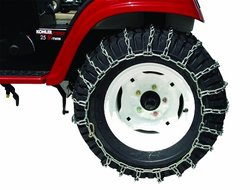 Security Chain Company 1065356 Max Trac Snow Blower/Garden Tractor Tire Chain