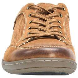 Muk Luks Men's Brodi Lace Up Shoes - Brown - Size: 10