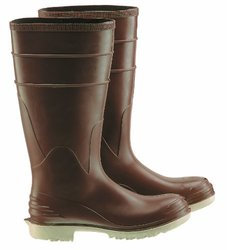 "ONGUARD 84075 Polymax Ultra Men's Plain Toe KneeBoots with Ultragrip Sipe Outsole, 16"" Height, Size 7"