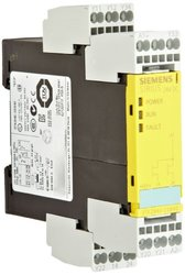 Siemens 3TK28 40-2BB40 Safety Relay, Spring Type Terminals, 24VDC Rated Voltage