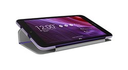 ASUS MagSmart Cover for MeMO Pad ME181, Purple Stripe (90XB015P-BSL1P0)