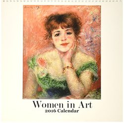 Nouvelles Images Women In Art Square Calendar (YS 1002)