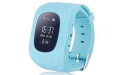 """GPS Smart Kid's Tracker Wristwatch - Blue - Screen Size: 0.96"""""""