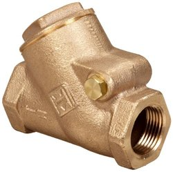 Milwaukee Class 300 507 Series Femal Bronze Plumbing Swing Check Valve