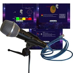 Sound Magic DynamicLord Green USB Intelligent Microphone