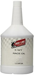 Red Line 10004 5WT Race Oil (1 Quart/32 ounce)