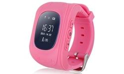 """GPS Smart Kid's Tracker Wristwatch - Pink - Screen Size: 0.96"""""""