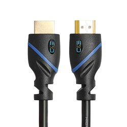 C&E High Speed HDMI Cable with Ethernet - 6 Feet (CNE70071)