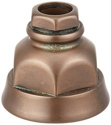 "Rohl Country Bath Bell Housing Only for 3/4"" Tub Fillers - Tuscan Brass"