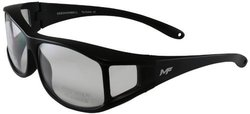 MF Sideshow Glasses (Black Frame/Clear Lens)