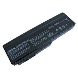 Amsahr Replacement Battery for ASUS M50, M50V, M50Q, M50Sa, M50Sr, M50Sv X55Sa, X55Sr