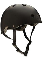 Six Six One Dirt Lid Helmet - Matte Black/Black - Size: One