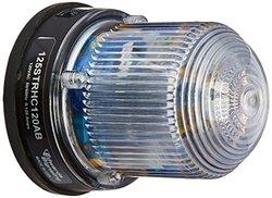 Edwards Signaling 125STRHC120AB 125 HO Strobe Clear, 120VAC