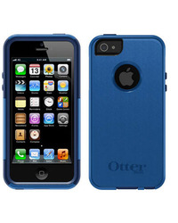 Otter box Commuter Cases for iPhone 5 - Ocean Blue
