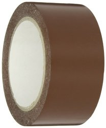 "Brady 102828, Vinyl Aisle Marking Tape - 2"" Brown (Pack of 12 pcs)"