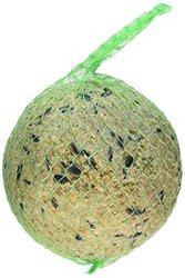 """Erdtmanns 7x4.5x4"""" Suet Ball Packed in a Green Net Pet Treat - Size: 2XL"""