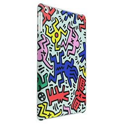 GRAPHT Keith Haring Official Licensed Hard Cover for iPad Air - Chaos