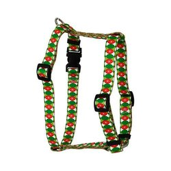 Yellow Dog Design Roman Harness, X-Small