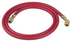 "Robinair 33060 60"" Long Red Premium Refrigerant Charging Hose (1/4"" Standard Hose with Standard Fittings)"