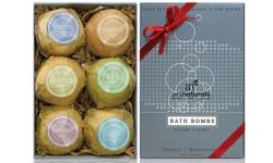 Art Naturals Bath Bombs Gift Set