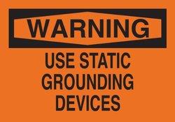 Brady 41131, Electrical Hazard Sign (Pack of 10 pcs)