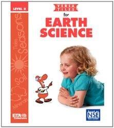 ETA hand2mind VersaTiles Earth Science Grade-1 Activity Book - Set of 5