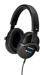 Sony Professional Studio Headphones w/ 50mm Driver Unit -Black(MDR-7510/1)