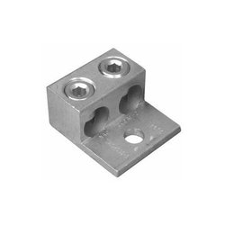Morris Products 90824 Aluminum Mechanical Lugs Two Conductors - One Hole Mount 1000Mcm