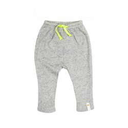 giggle giggle Better basics French Terry Drop Crotch Pant - Baby