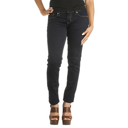 Levi's Women's 524 Skinny Jeans - Blue Mine -27/5 Medium