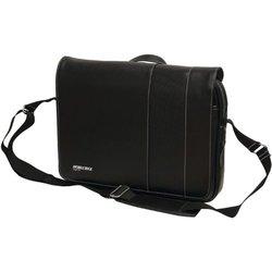Mobile Edge Slimline Ultrabook Messenger Bag for all iPads Gen. - Black