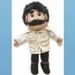 "Sunny Toys 14"" Hispanic Dad Glove Puppet"