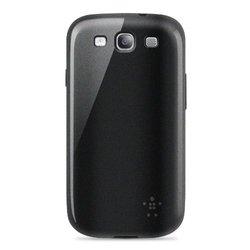 Belkin Grip Glam Case for Samsung Galaxy S3 - Black (F8M400ttC00)