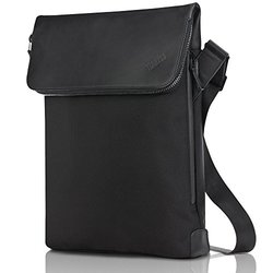 "Lenovo Ultra Carrying Messenger Case for 14.1"" Notebook/Tablet - Black"