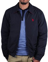 U.S. Polo Assn. Men's Micro Golf Jacket - Classic Navy - Size: Extra Large