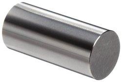 "Vermont Gage Steel Go Plug Gage, Tolerance Class X, 0.0280"" Gage Diameter"