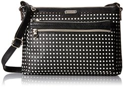Relic Women's Evie East/West Crossbody Bag - Black Multi - One Size